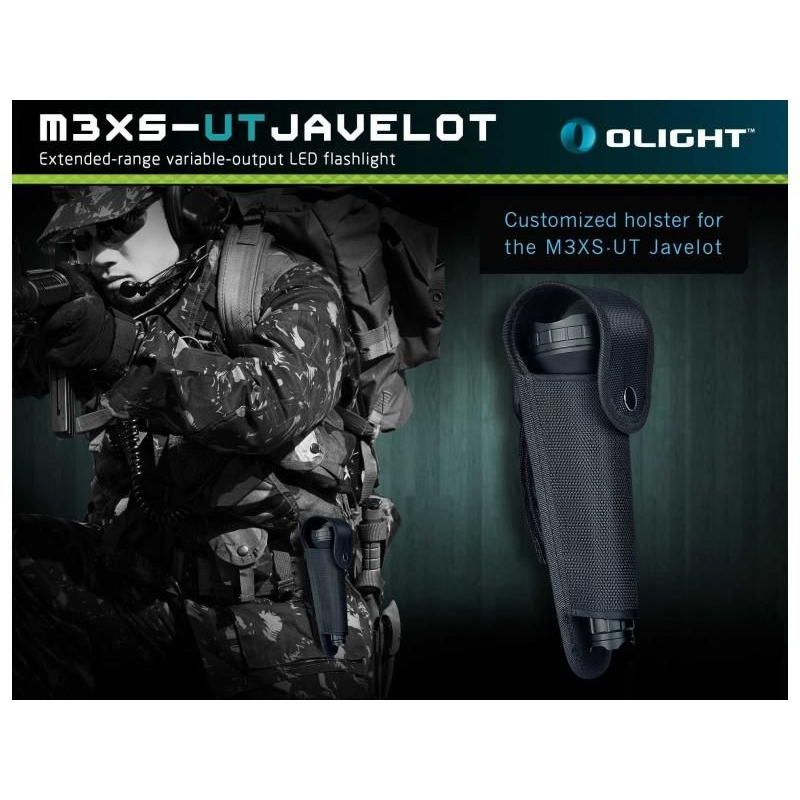 LED baterka Olight M3XS-UT Javelot 1200 lm 11