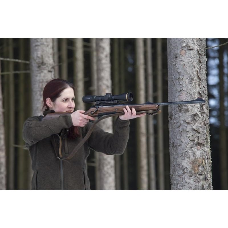 Opakovacia guľovnica HAENEL Jaeger 10 LADY TIMBER LUXUS 2