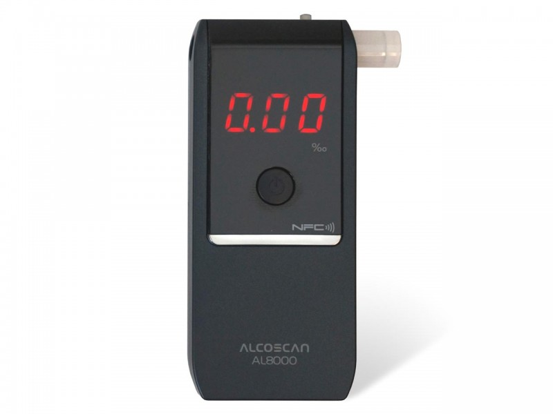 Alkoholtester AL 8000 NFC
