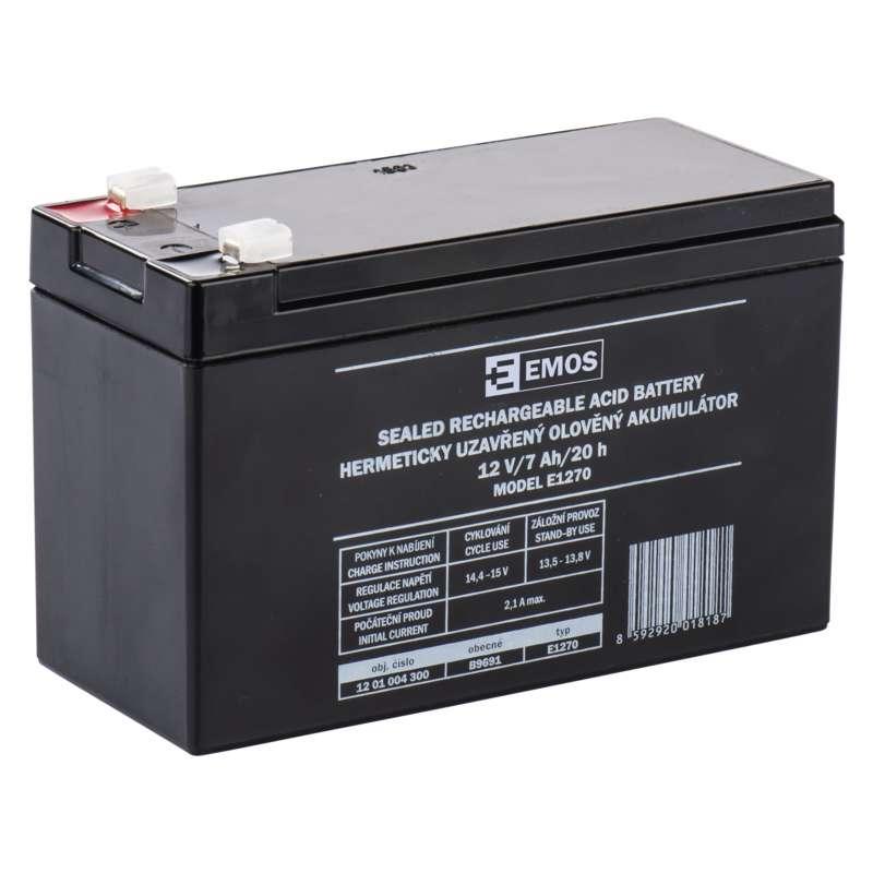 Batéria k podávaču 12V 7Ah