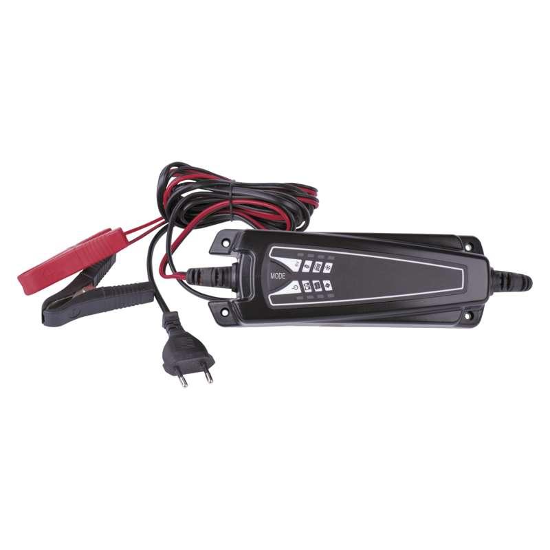 Inteligentná nabíjačka pre 6V a 12V batérie