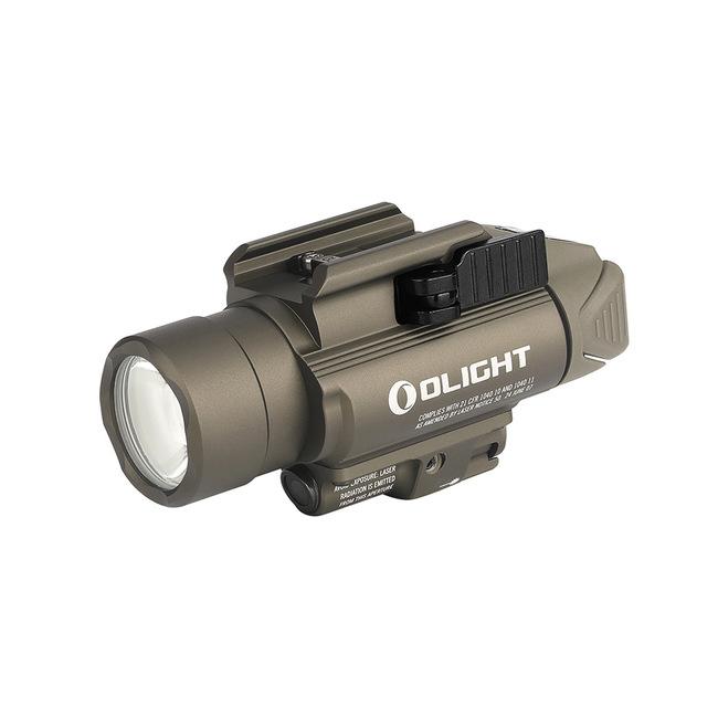 Svetlo na zbraň Olight BALDR Pro 1350 lm - Desert