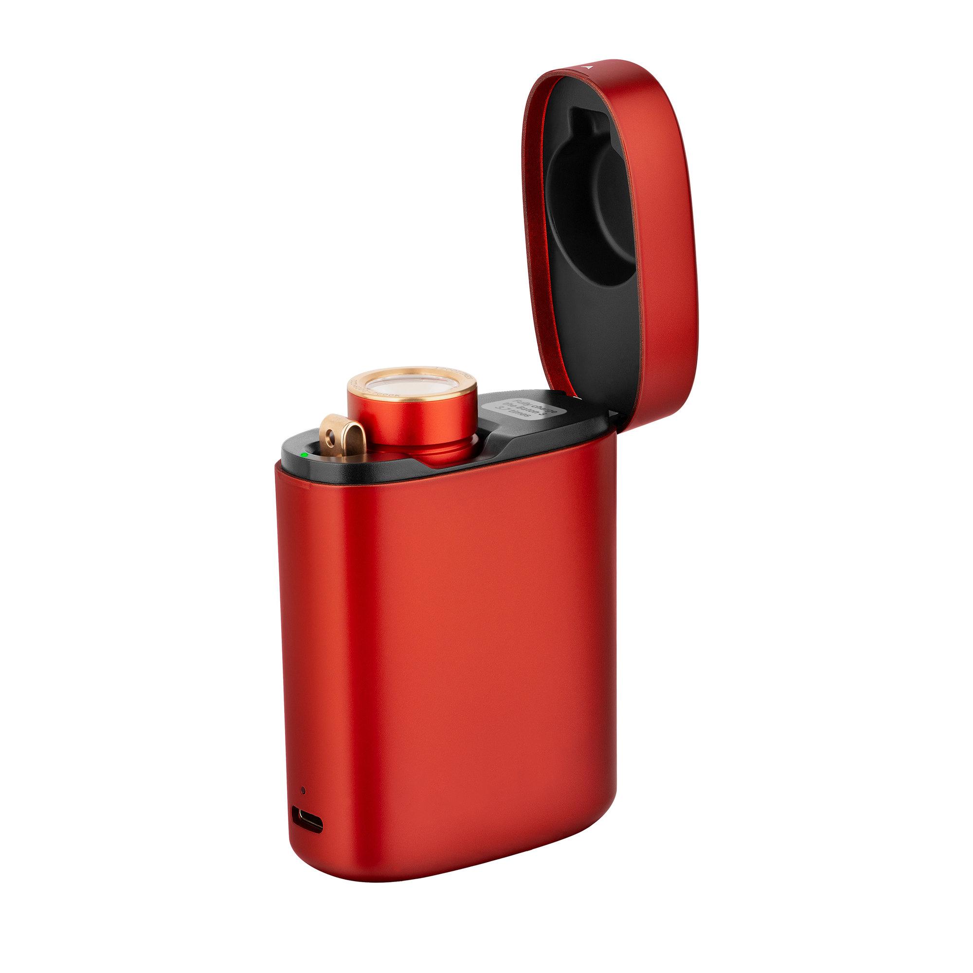 LED baterka Olight Baton 3 Red Premium Edition 1200 lm - limitovaná edícia