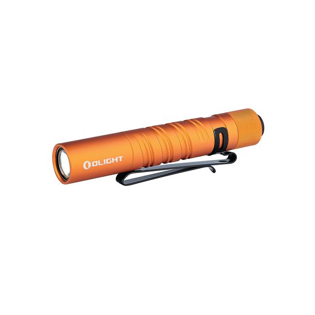 LED baterka Olight I3T EOS 180 lm - Orange limitovaná edícia