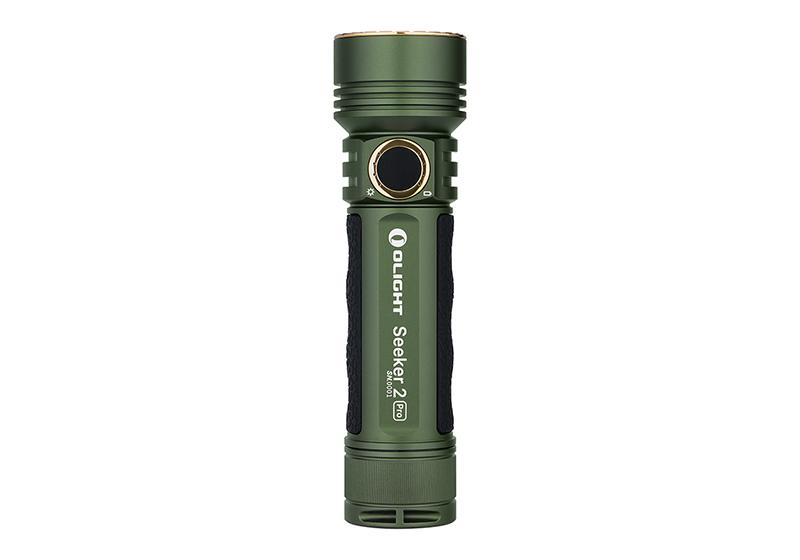 LED baterka Olight Seeker 2 Pro 3200 lm - Green Limitovaná edícia