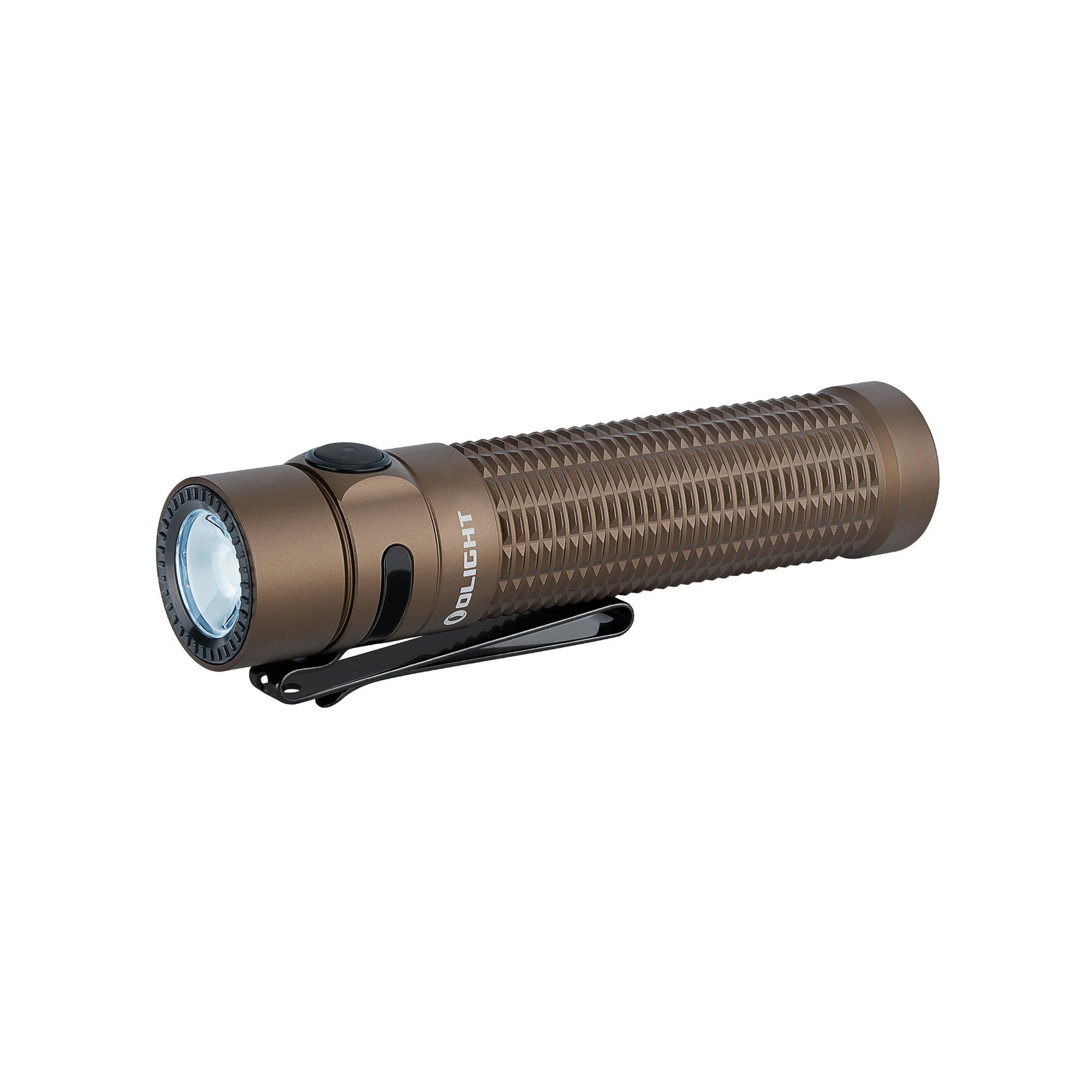 LED baterka Olight Warrior Mini 1500 lm - Desert