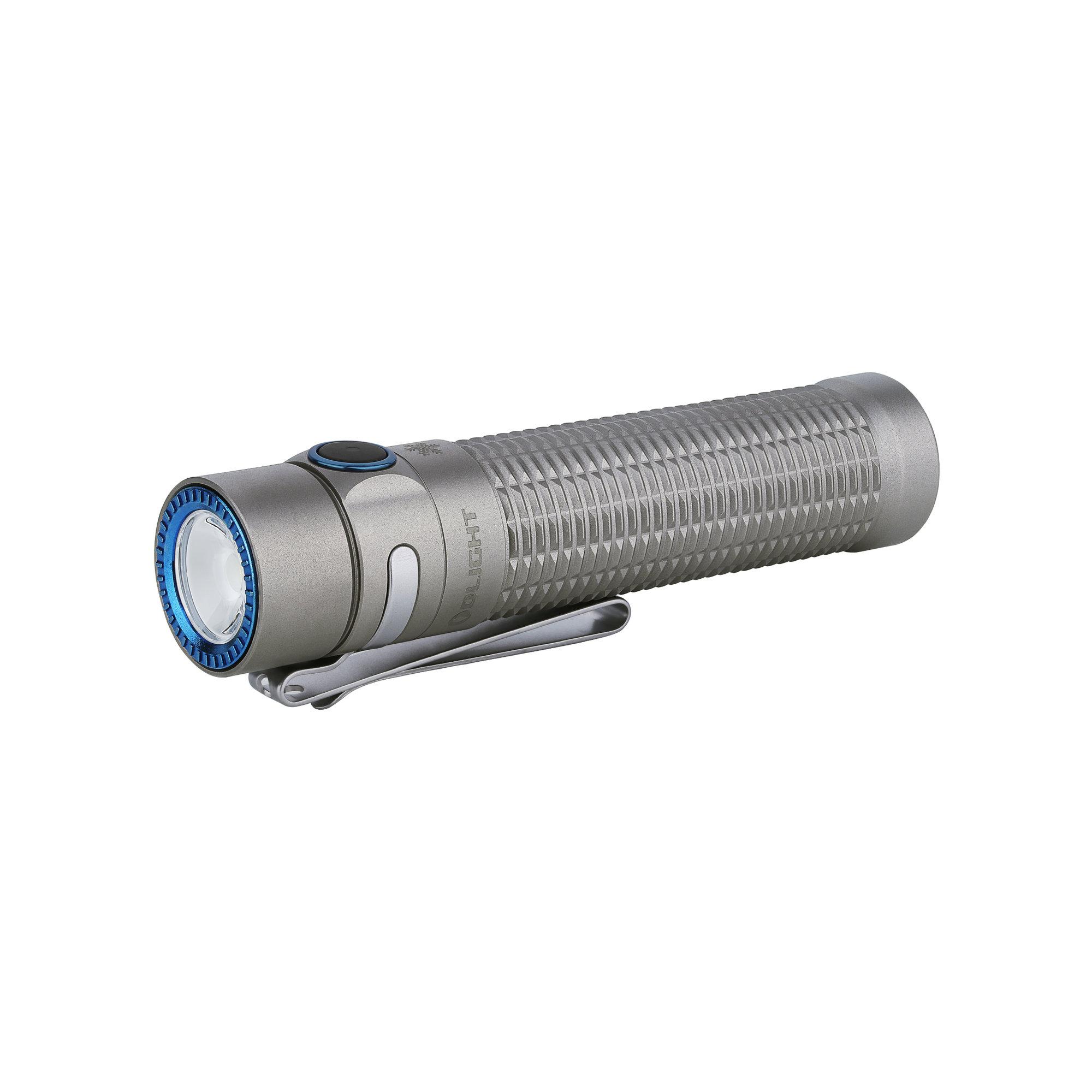 LED baterka Olight Warrior Mini 1500 lm - Winter 2 Limitovaná edícia