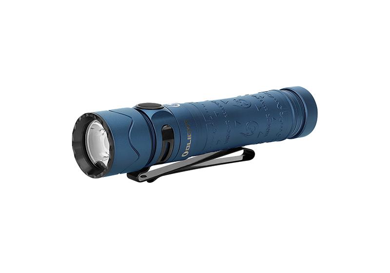 LED baterka Olight Warrior Mini 2 1750 lm limitovaná edícia – voda