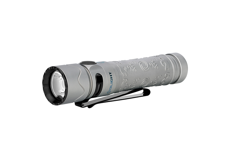 LED baterka Olight Warrior Mini 2 1750 lm limitovaná edícia – vzduch