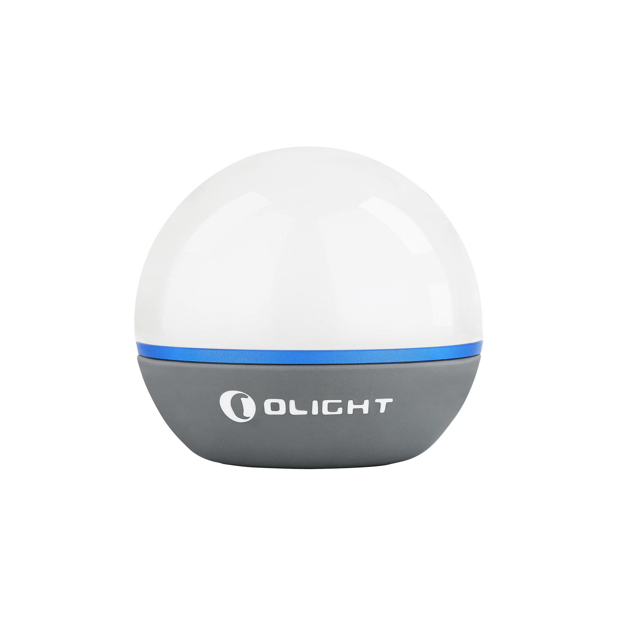 LED lampášik Olight Obulb 55 lm - Basalt Grey