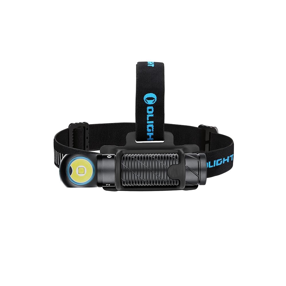 Nabíjateľná LED čelovka Olight Perun 2 Kit 2500 lm