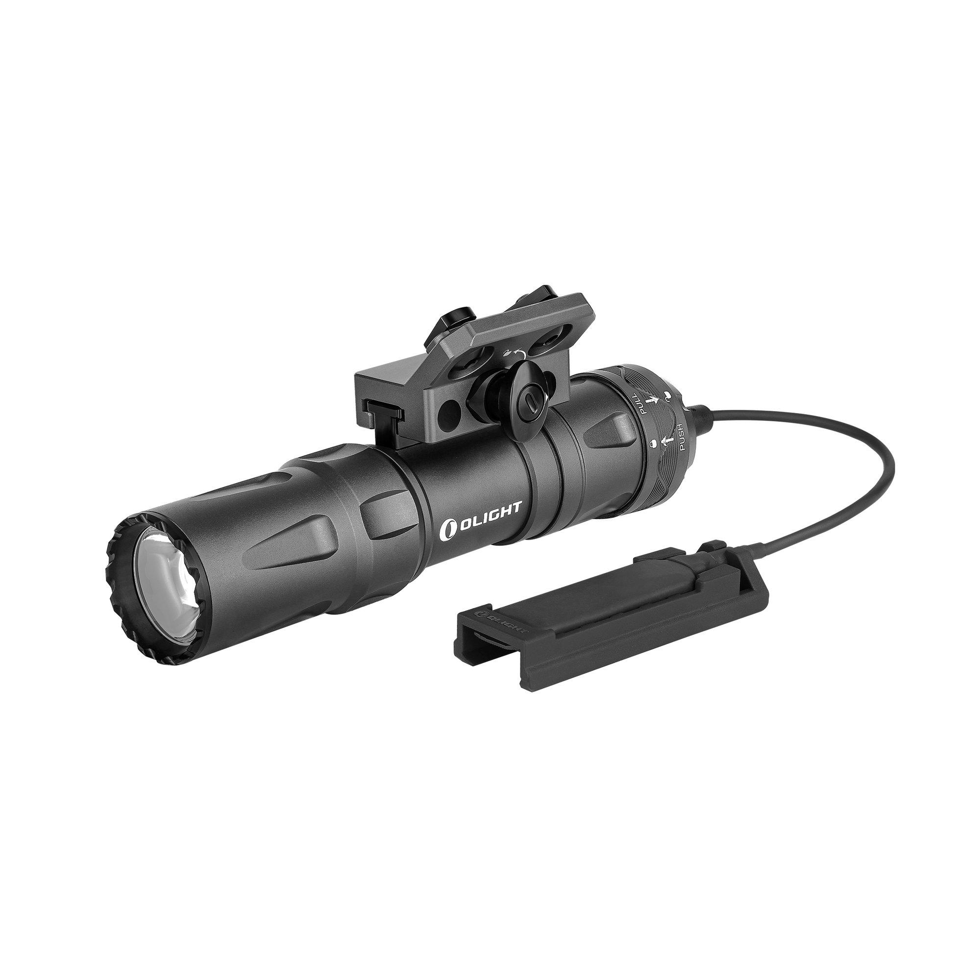 Profesionálna taktická LED baterka Olight Odin Mini Gunmetal grey 1250 lm - limitovaná edícia