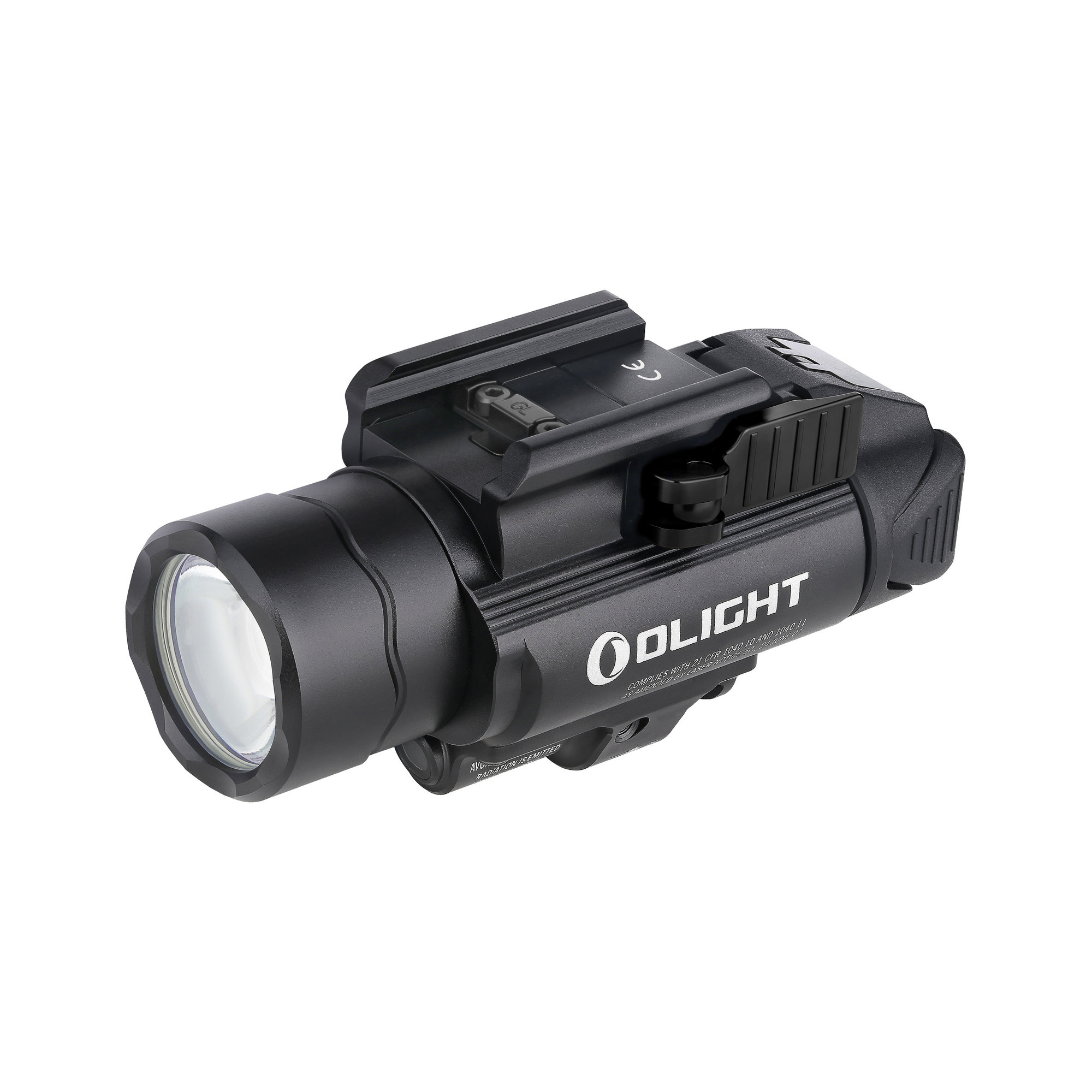 Svetlo na zbraň Olight BALDR IR 1350 lm - IR zelený laser