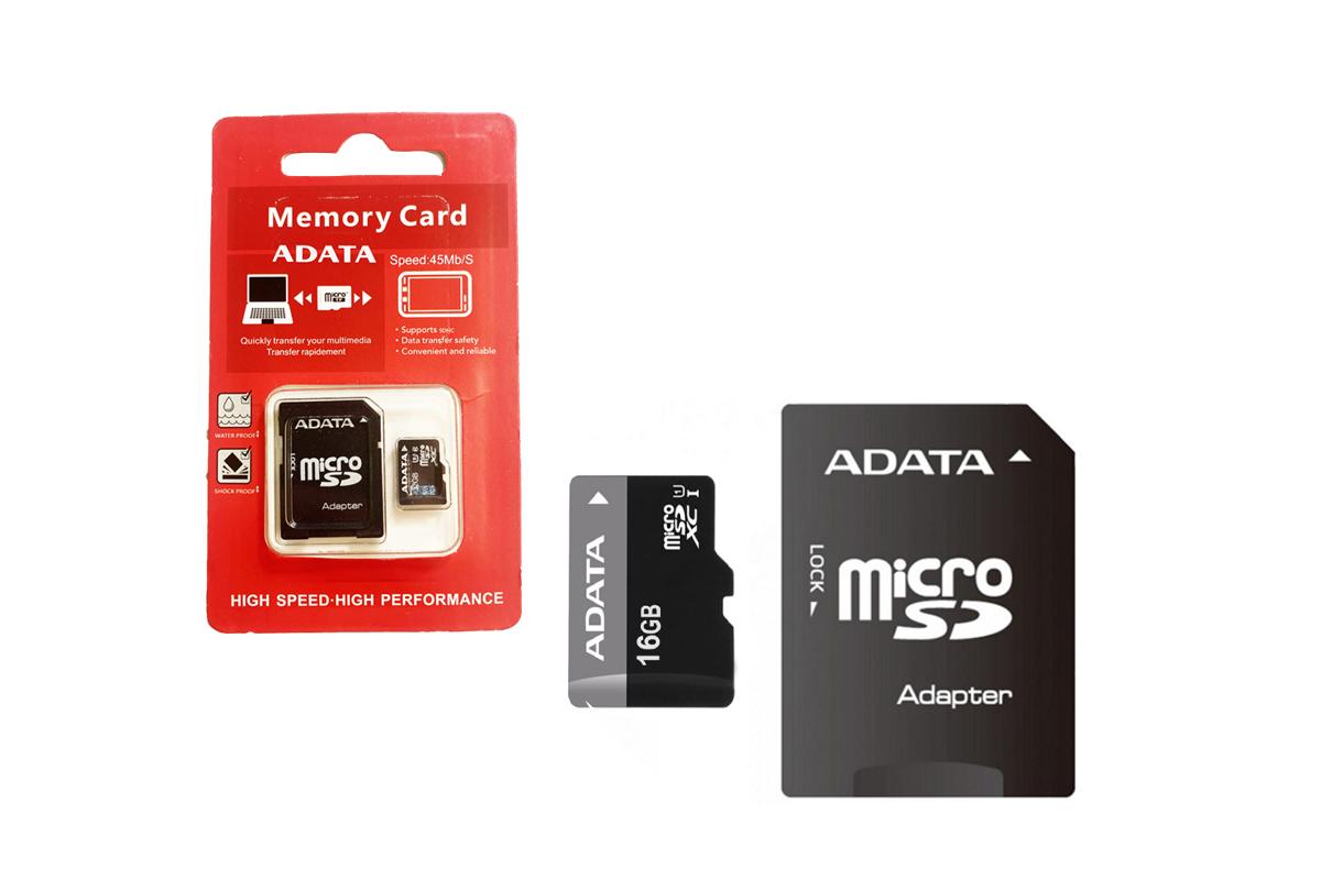 Pamäťová karta ADATA SDXC 16 GB Ultra Class 10 UHS-II
