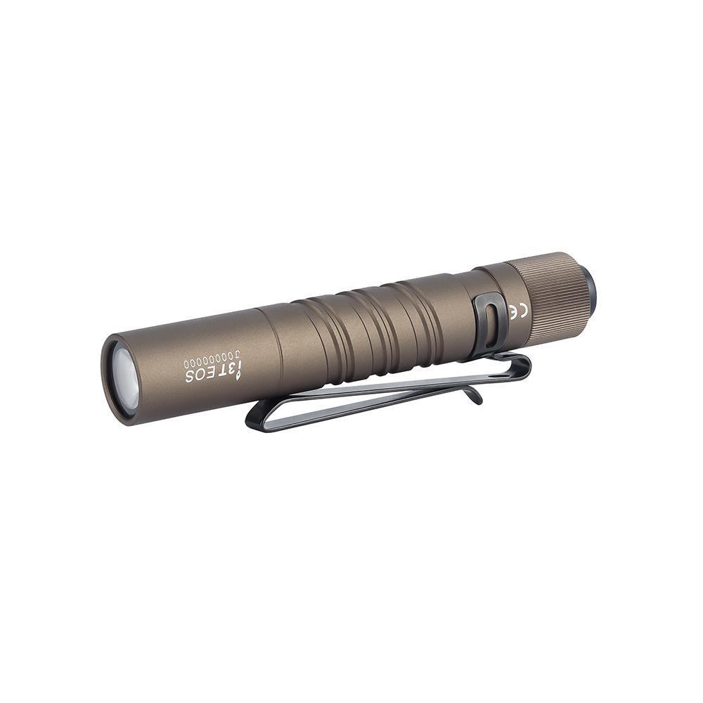 LED baterka Olight I3T EOS 180 lm - Desert