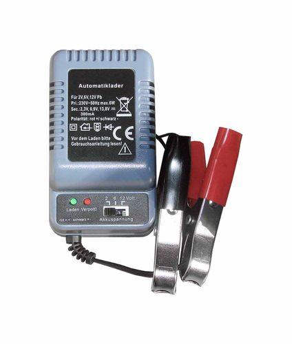 Nabíjačka Eurohunt pre 6V a 12V batérie