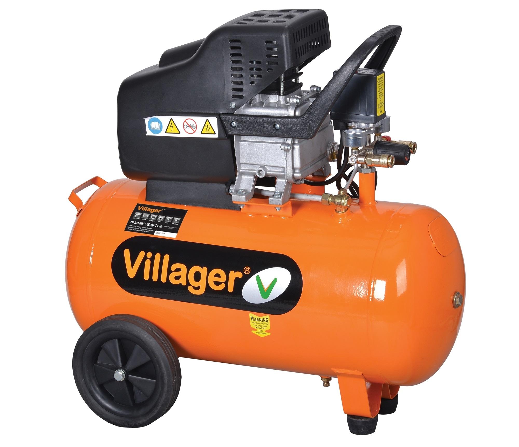 Kompresor VILLAGER VAT 50 L