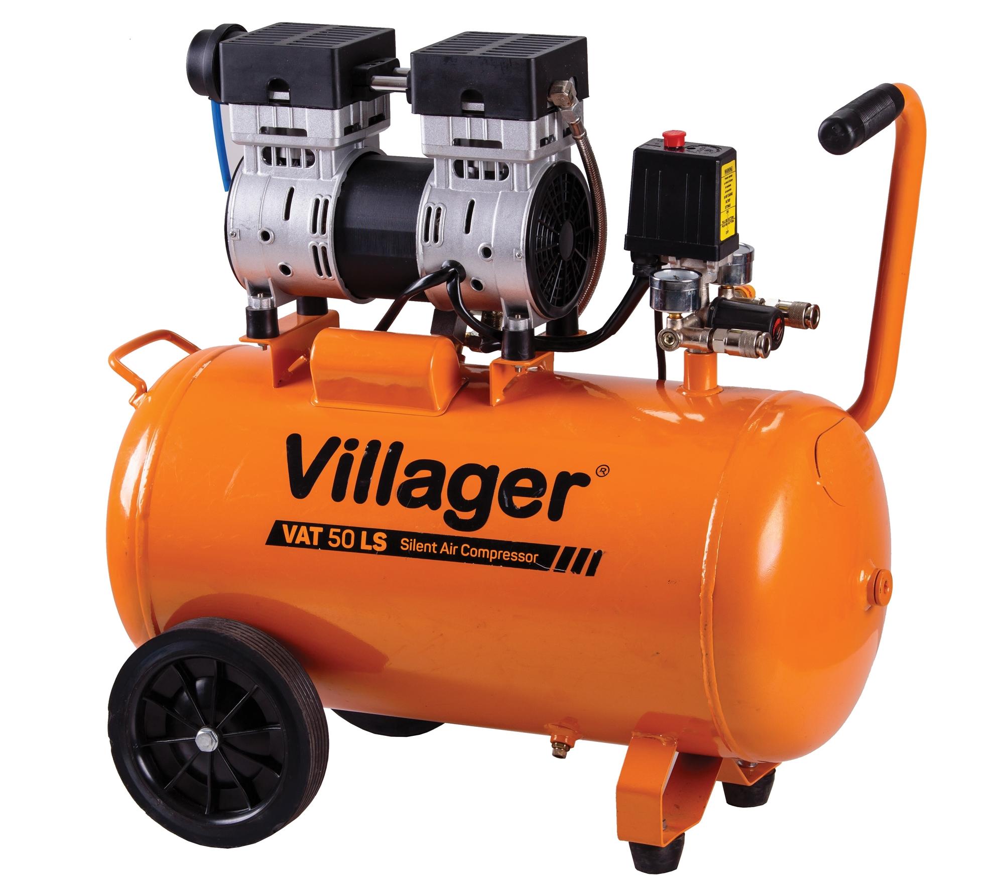 Kompresor VILLAGER VAT 50 LS
