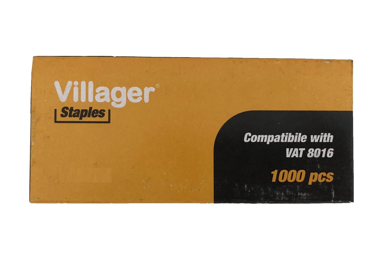 Spony do sponkovačky VILLAGER T80-16 (16 mm)