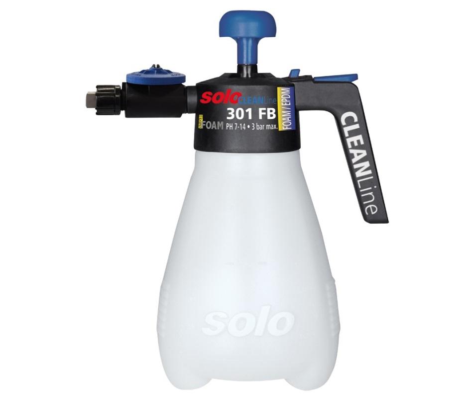 Ručný tlakový postrekovač SOLO 301 FB CLEANLine, penový