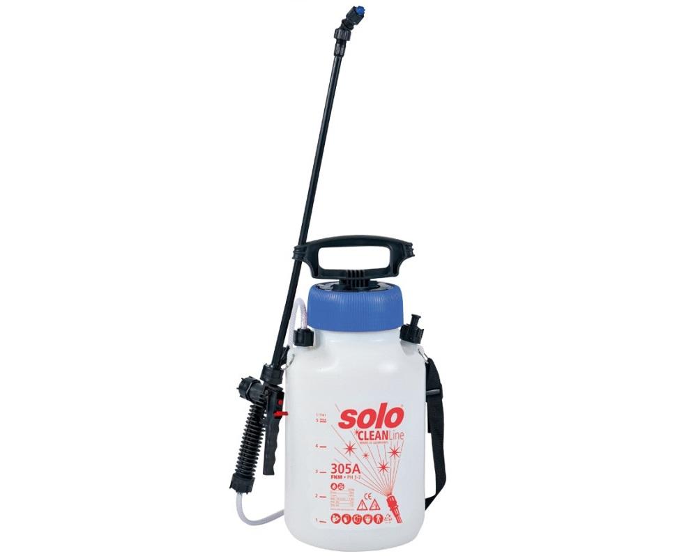 Tlakový postrekovač SOLO 305 A CLEANLine
