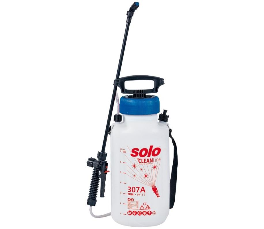 Tlakový postrekovač SOLO 307 A CLEANLine