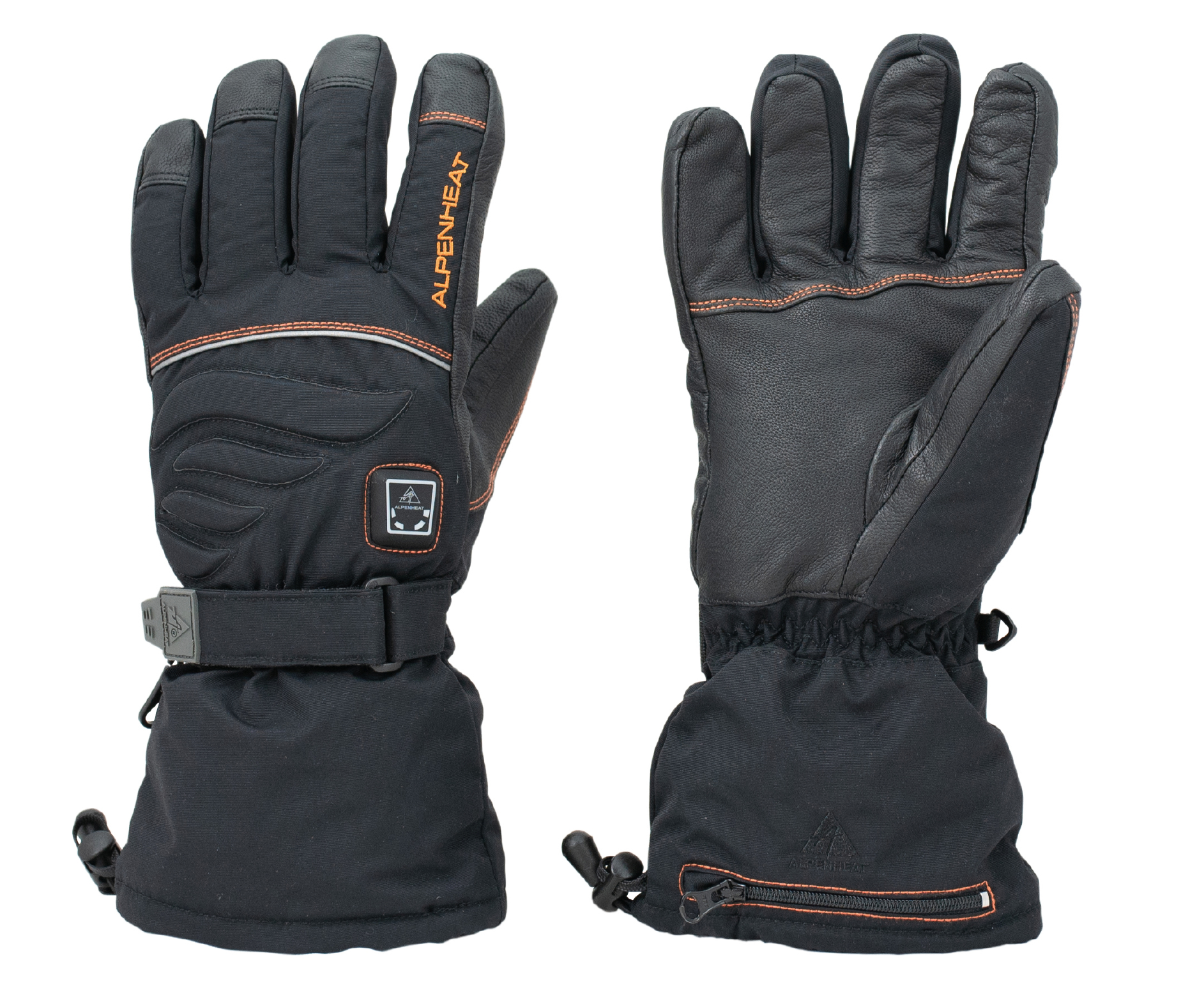 Vyhrievané rukavice Alpenheat Fire-Glove  S