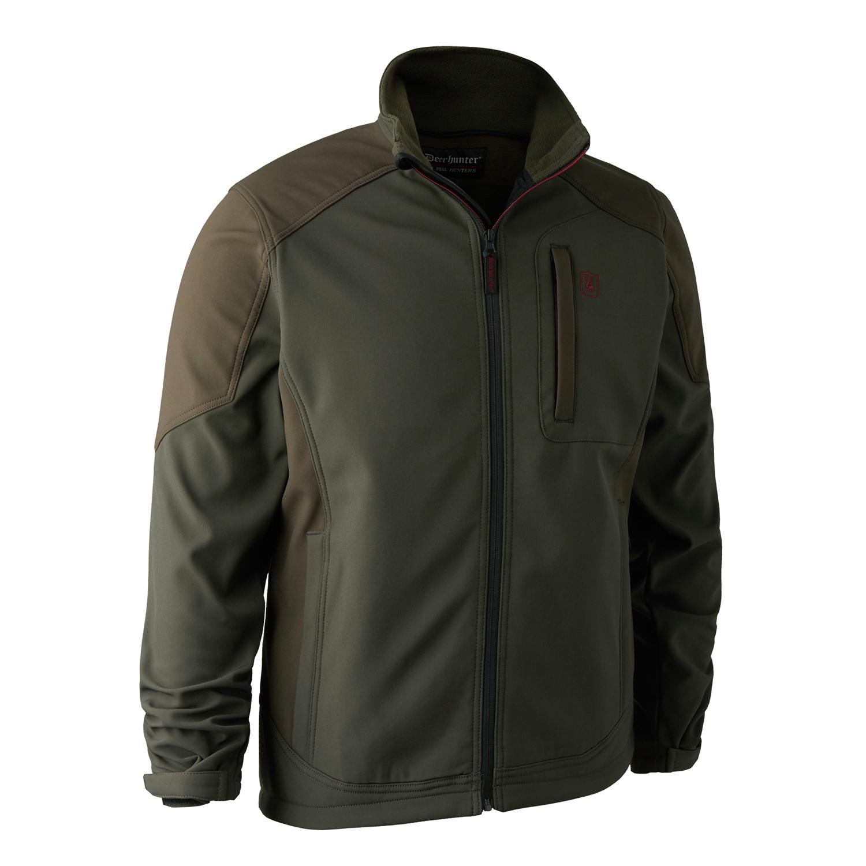 Pánska softshellová bunda Deerhunter Rogaland  S