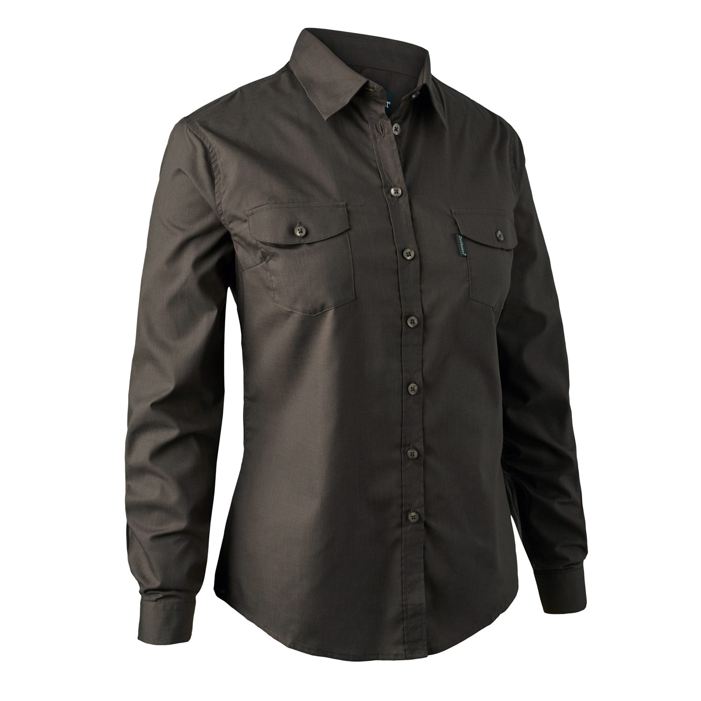 Dámska poľovnícka košeľa Deerhunter Cari  44