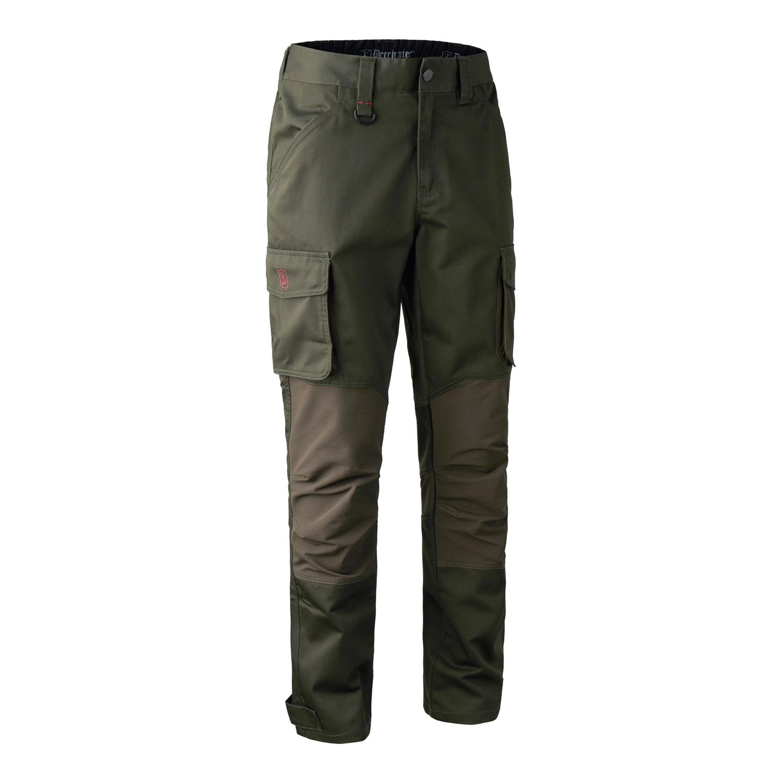 Pánske nohavice Deerhunter Rogaland zelené  48
