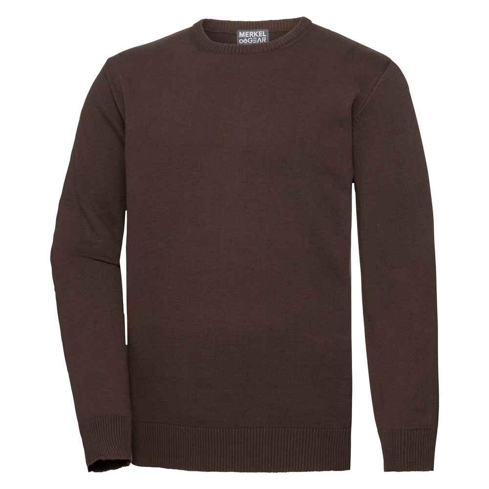 Pánsky sveter Merkel Gear Tweed  S