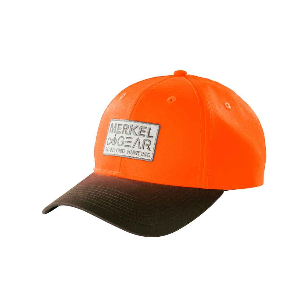 Šiltovka Merkel Gear Blaze oranžová