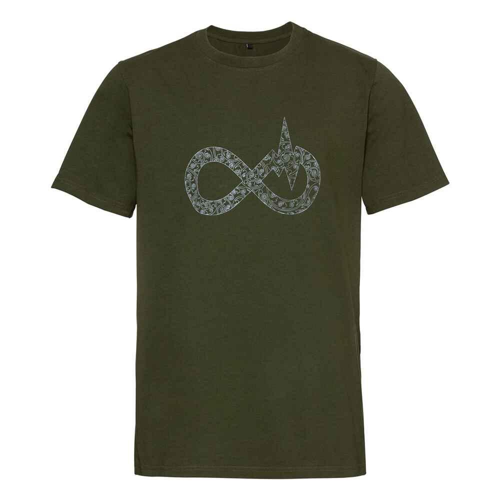 Pánske tričko Merkel Gear Infinity  S