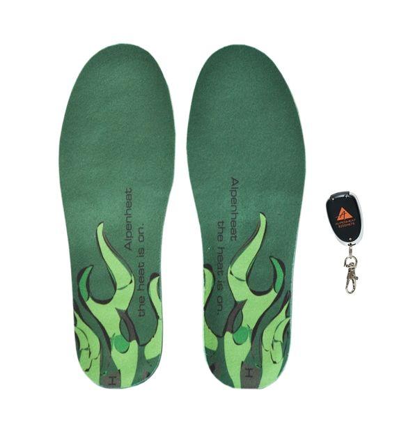 Bezdrôtové vyhrievané vložky do topánok Alpenheat HotSole AH11  S/M