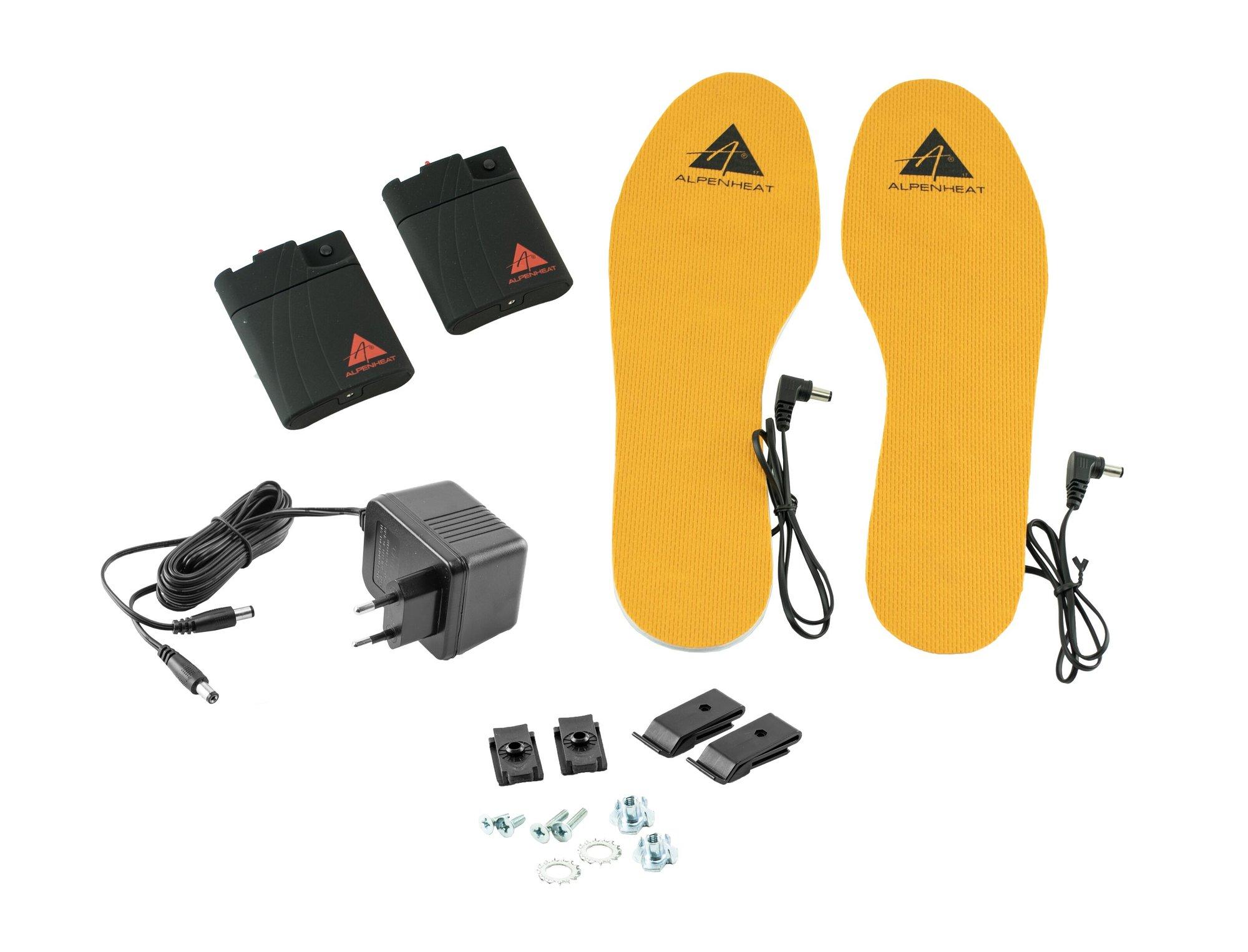 Vyhrievané vložky do topánok Alpenheat AH8 Comfort