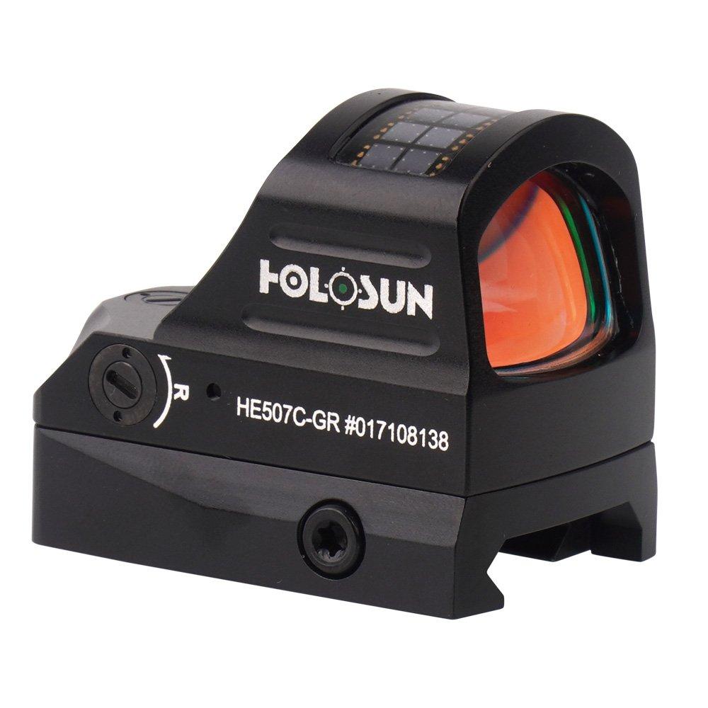 Kolimátor Holosun Elite Micro Green Dot HE507C-GR