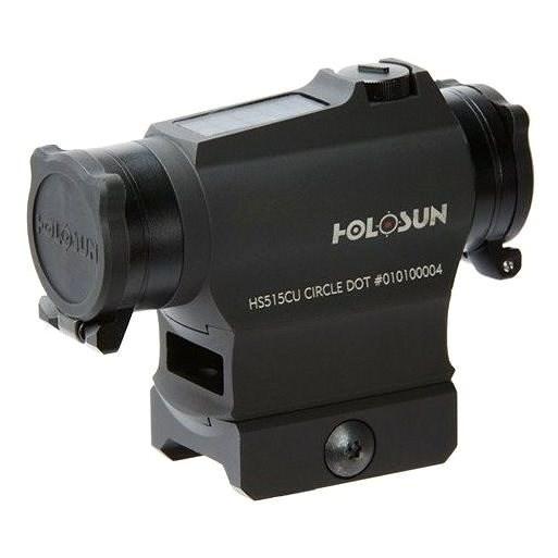 Micro kolimátor HOLOSUN HS515CU so solárnym panelom