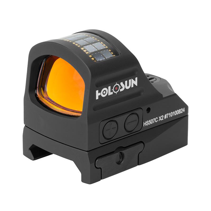 Otvorený kolimátor HOLOSUN HS507C-X2