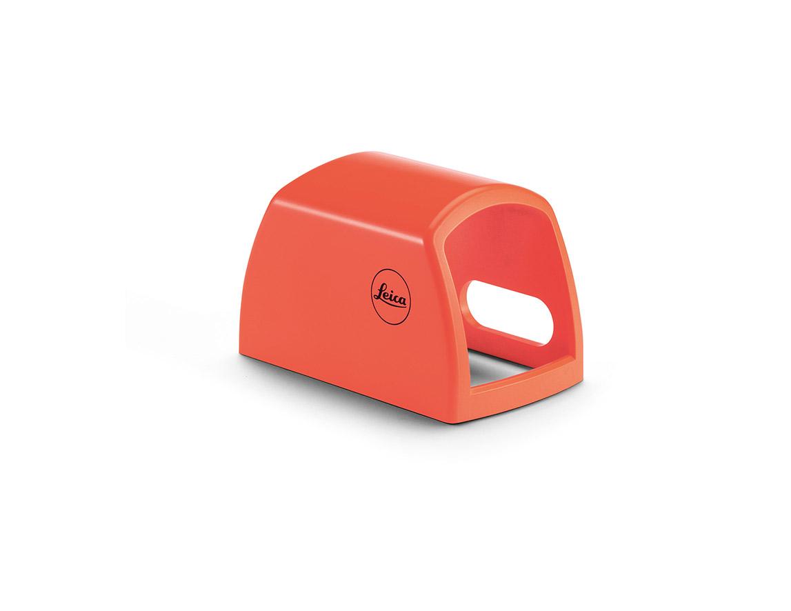 Krytka na kolimátor Leica Tempus ASPH, oranžová