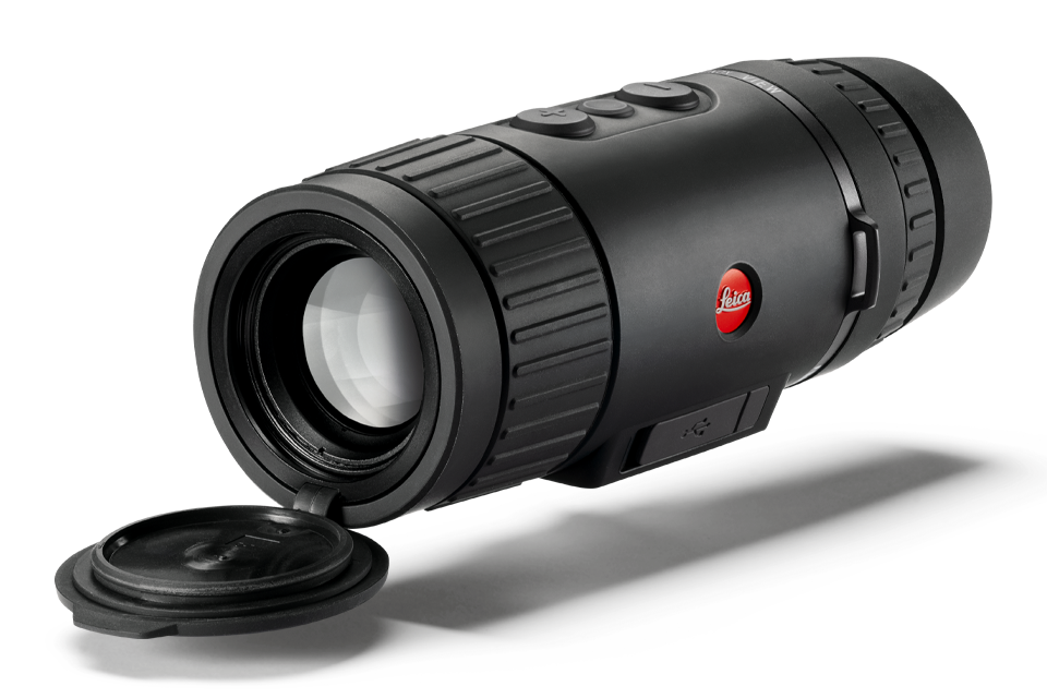 Termovízia Leica Calonox View - detekcia na 3000 m