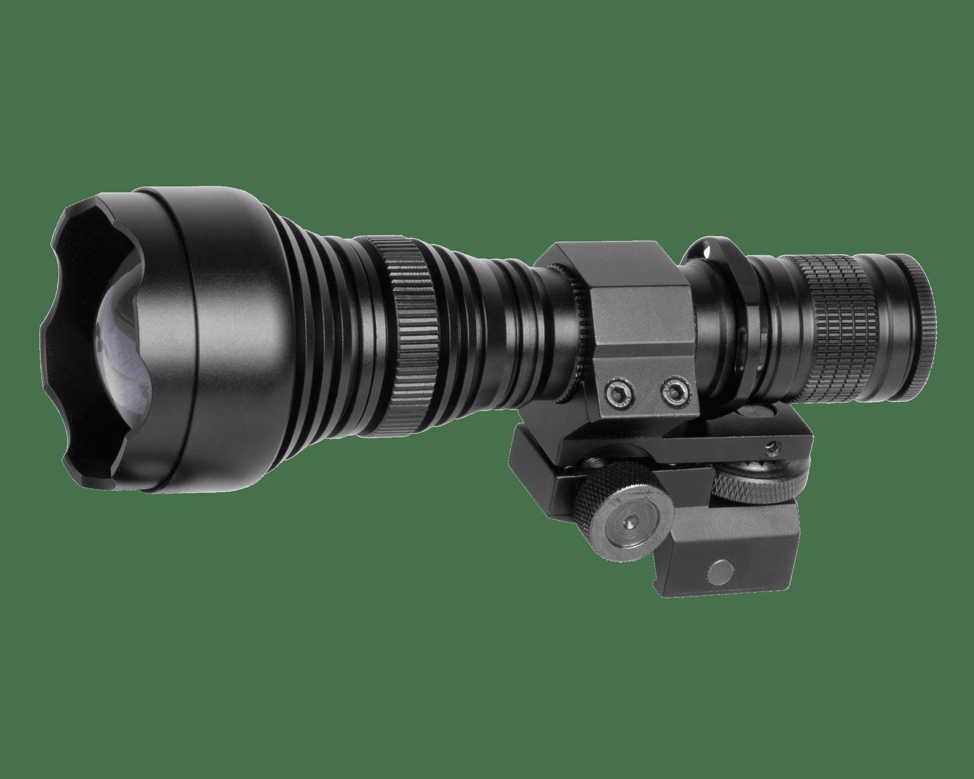 Prísvit ATN IR850 Pro 850 nm s montážou