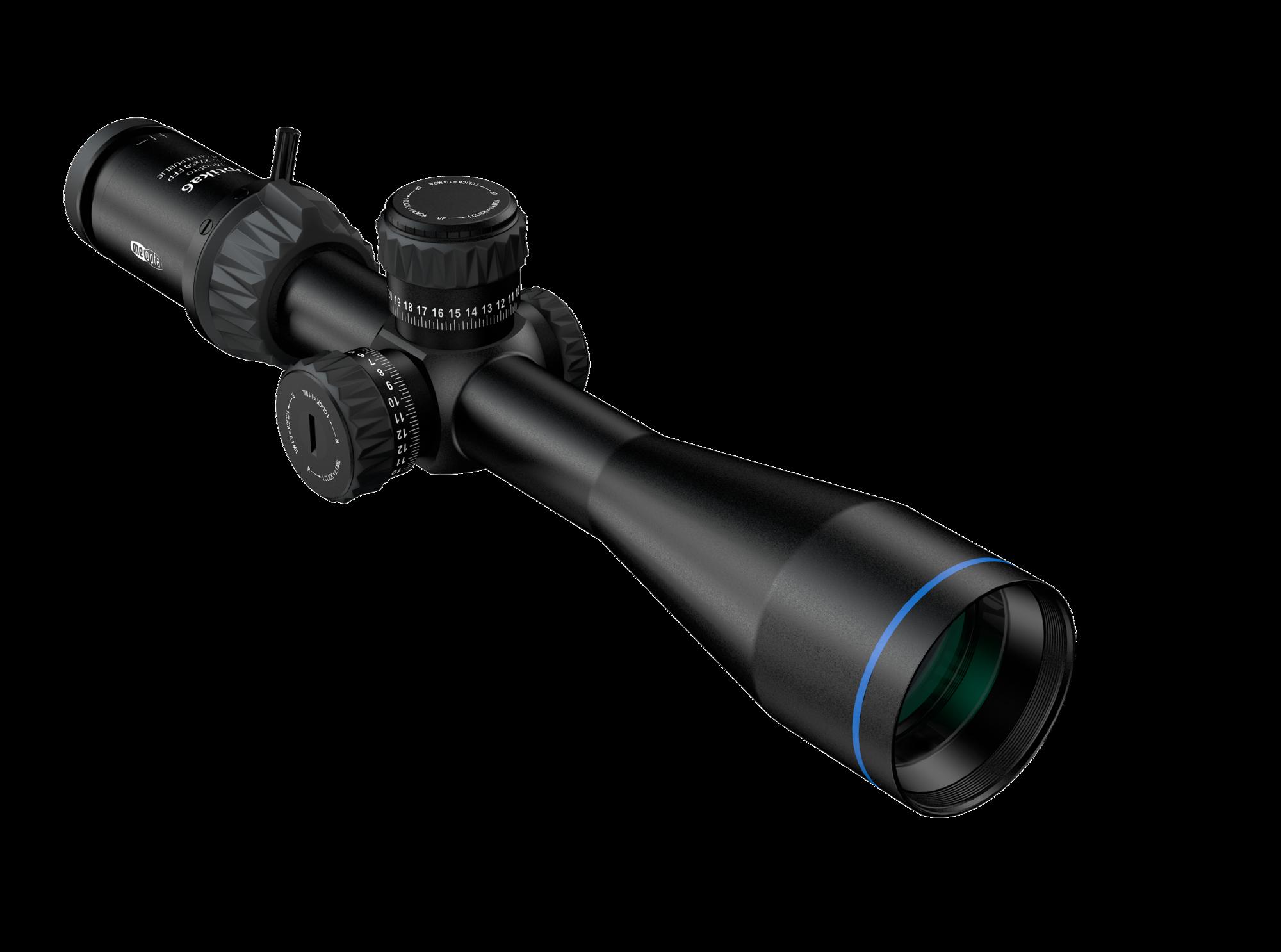 Puškohľad Meopta Optika6 4,5-27x50 RD SFP