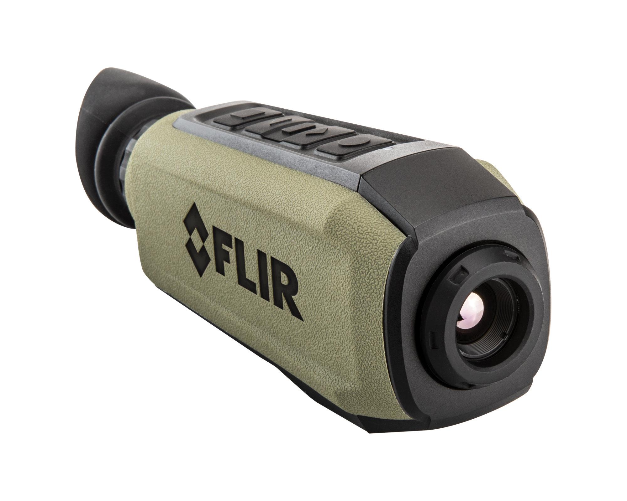 Termovízia FLIR SCION OTM 136