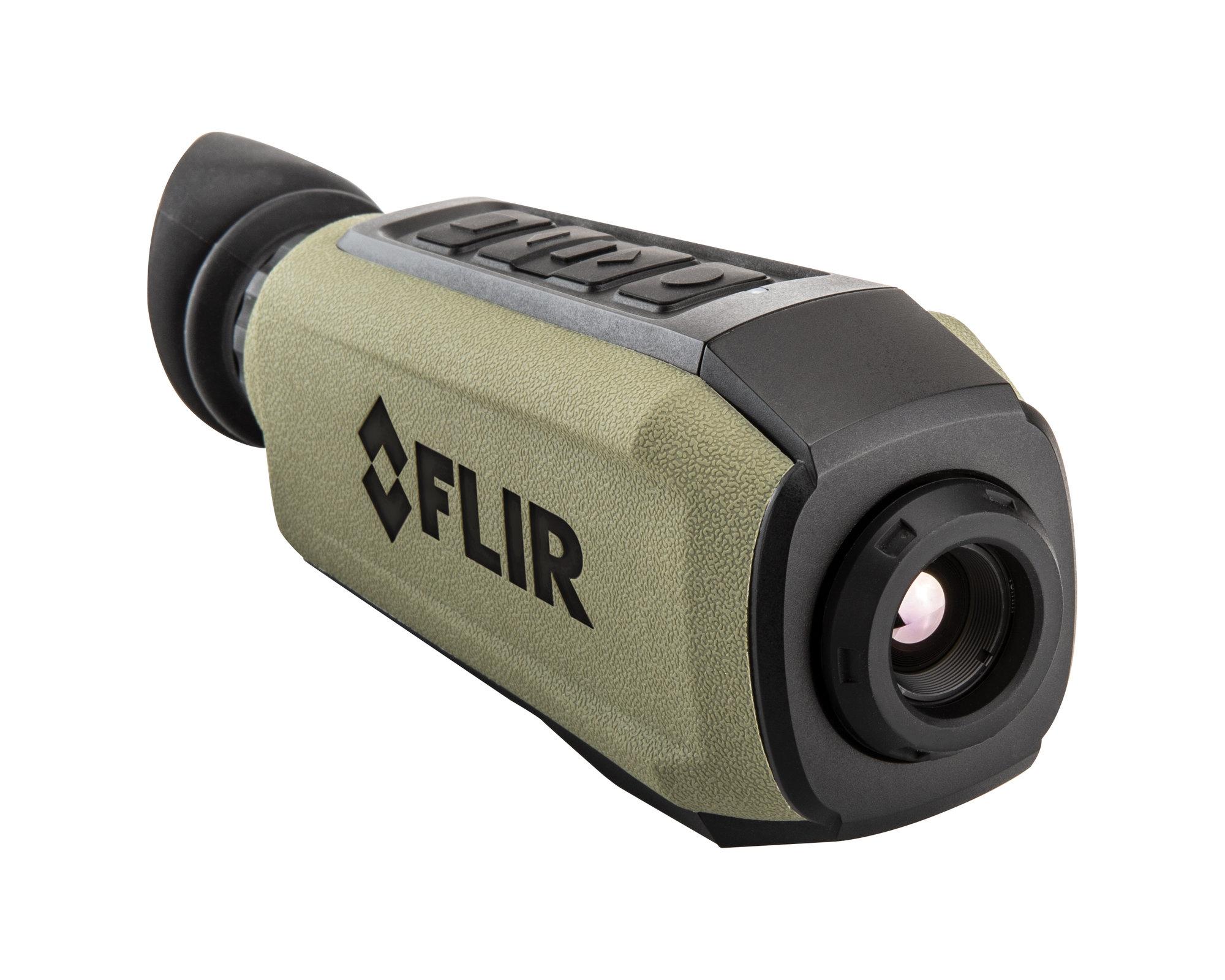 Termovízia FLIR SCION OTM 266 640x512 - 18 mm