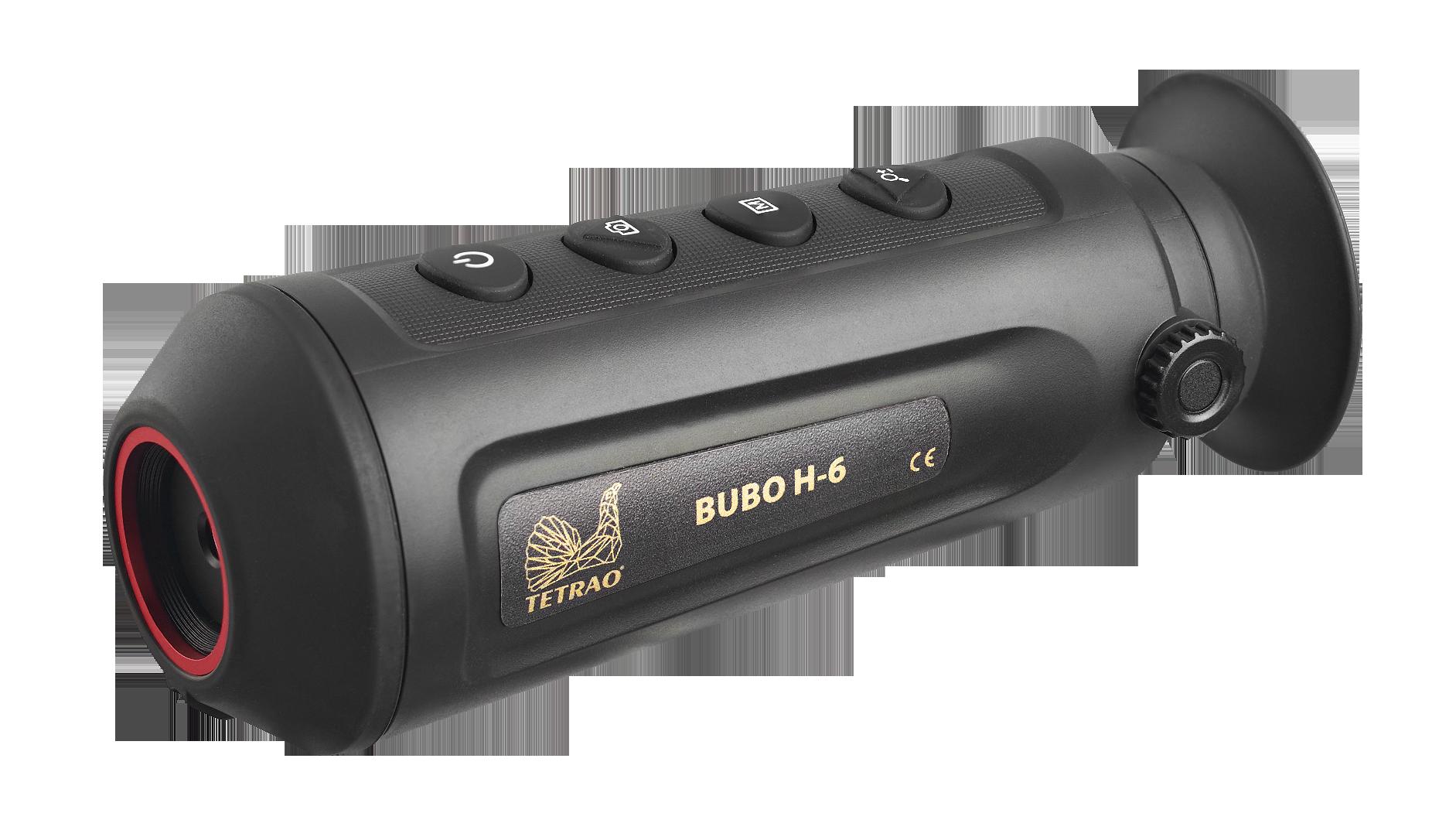 Termovízia TETRAO Bubo H-6 Wi-Fi 50Hz detekcia na 559 m