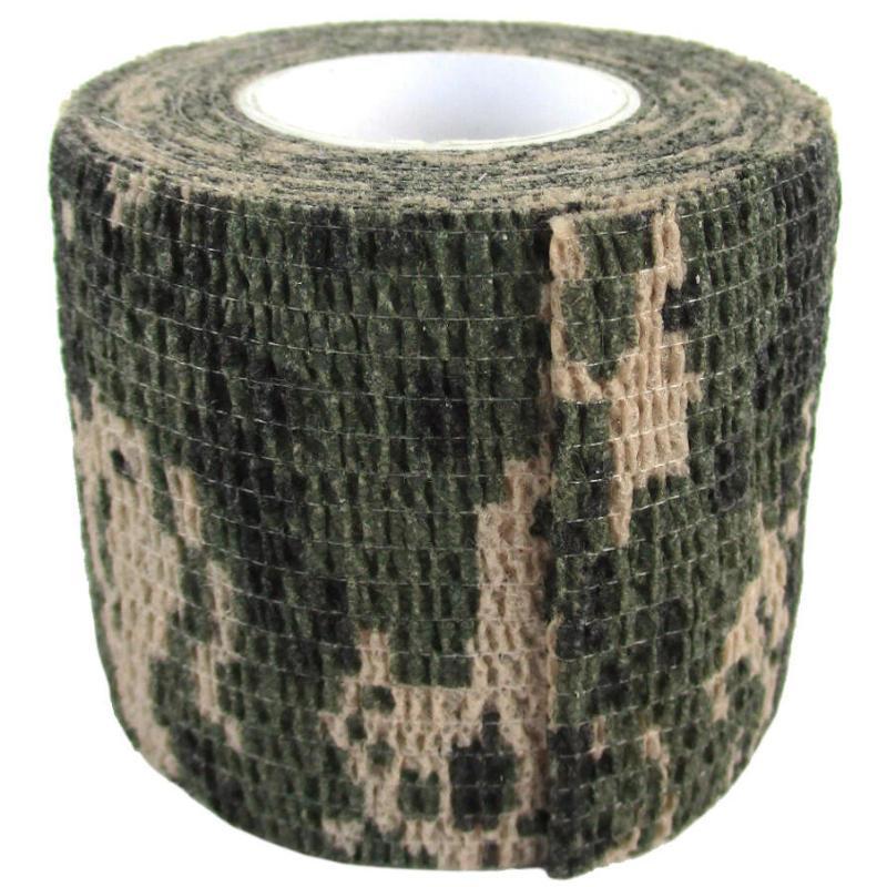 Adhezívna taktická páska Mil-Tec 4,5m digital