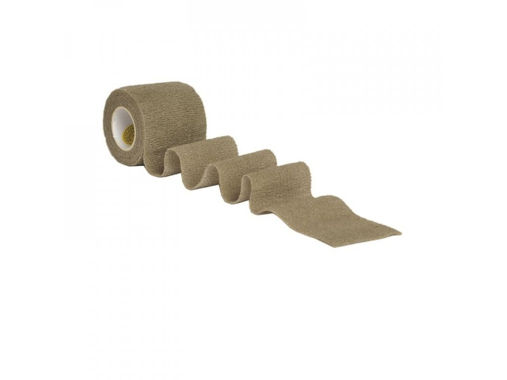Adhezívna taktická páska Mil-Tec 4,5m olivová