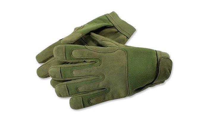 Taktické rukavice Mil-Tec OD Army olivové