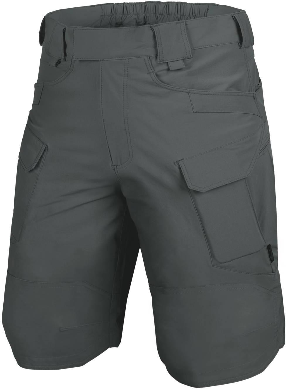 Kraťasy Helikon-tex OTS   VersaStrecth® Lite - Shadow Grey  XL