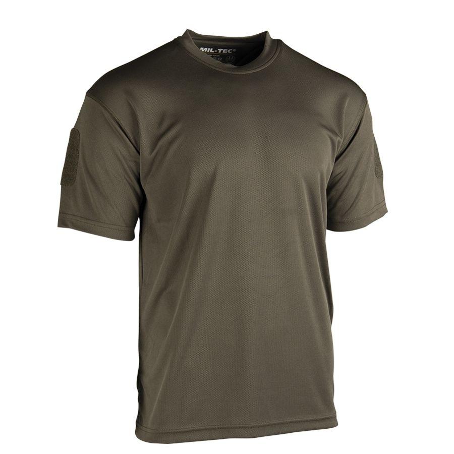 Taktické tričko Mil-Tec Quickdry   S